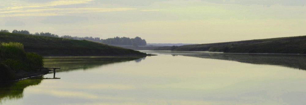 Карповая рыбалка в Воронежской области - Сергеевы пруды