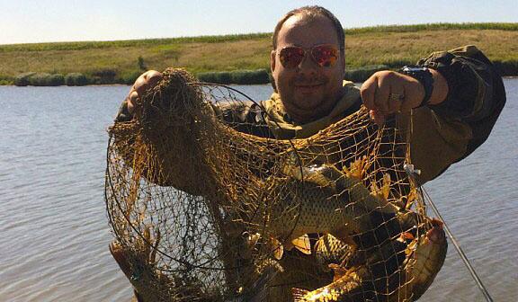 рыбалка в воронежской области сегодня