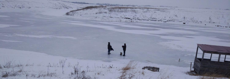 Рыбалка в Воронежской области - Сергеевы пруды